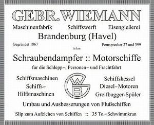 Wiemann Werft